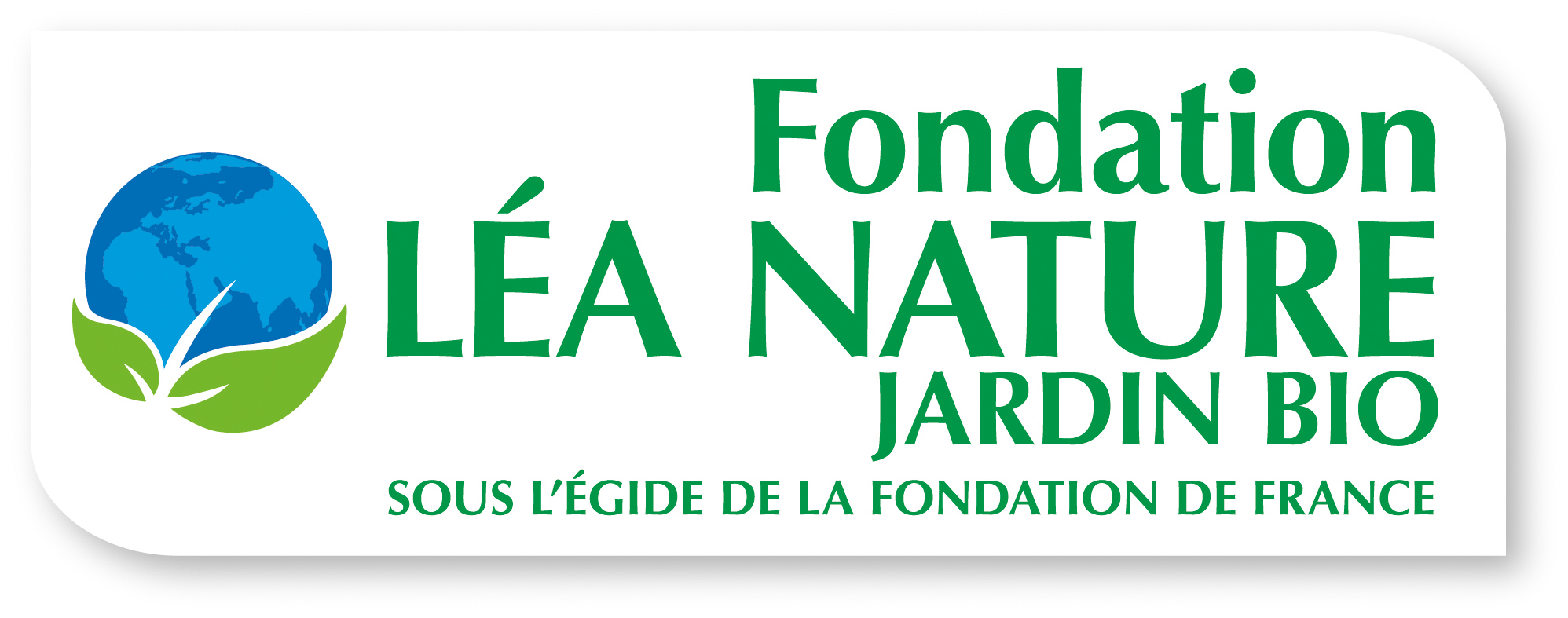 new logo fondation lea nature